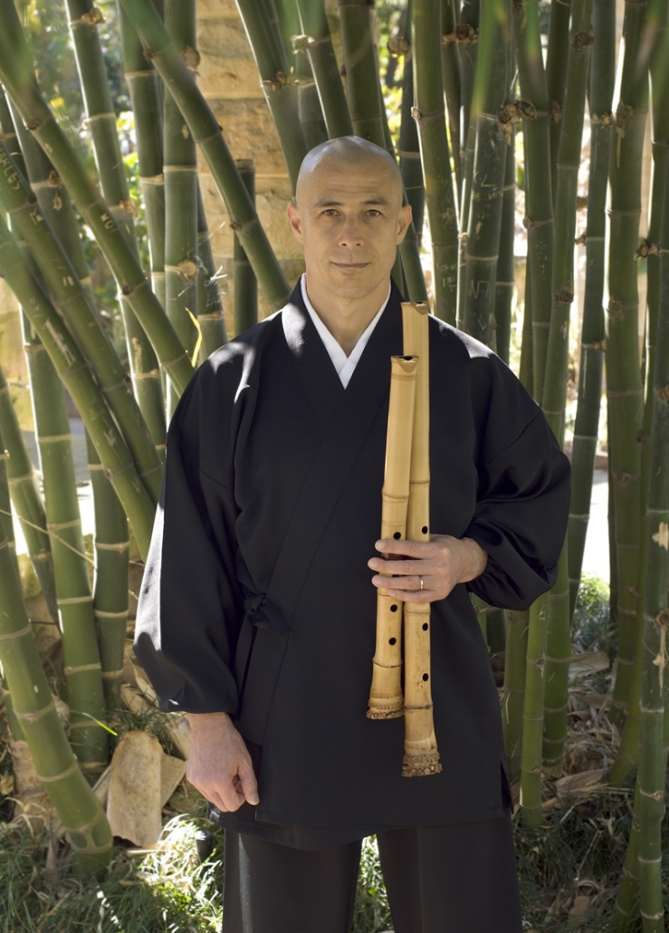 About the shakuhachi